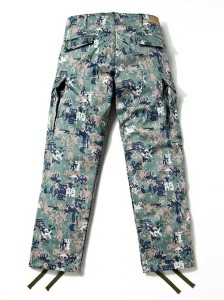 assorted colors of camo pants for boys
