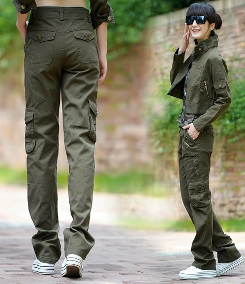 All About Army Cargo Pants For Women