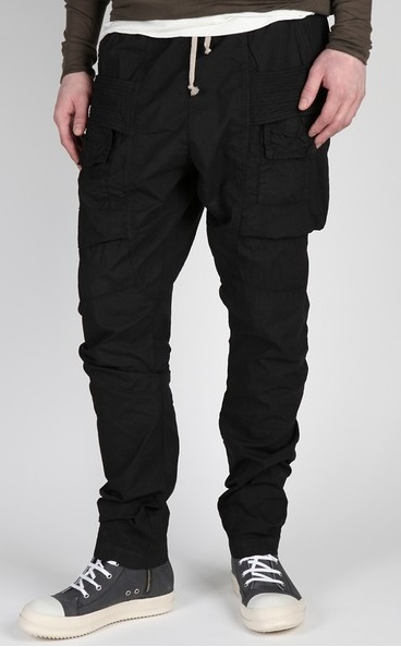 All About Black Cargo Pants