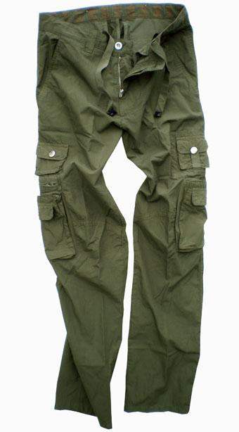 All About Green Cargo Pants