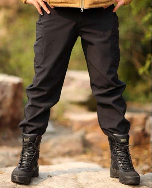 Black Hunting Clothes For Men