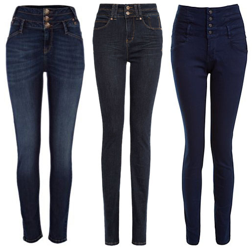 Where To Get High Waisted Jeans For Cheap - Xtellar Jeans