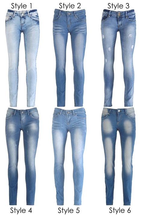 Buy Cheap Slim Fit Jeans For Women