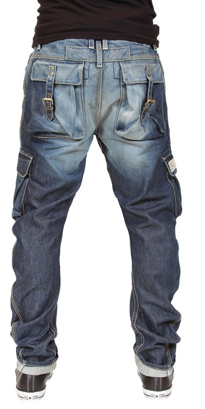 Cargo Jeans | Camo Pants