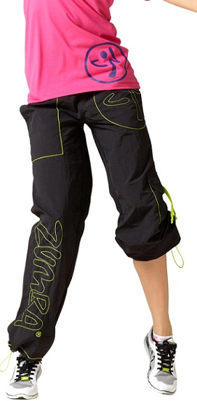Cool Womens Black Cargo Pants