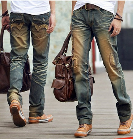 nice mens jeans brands - Jean Yu Beauty