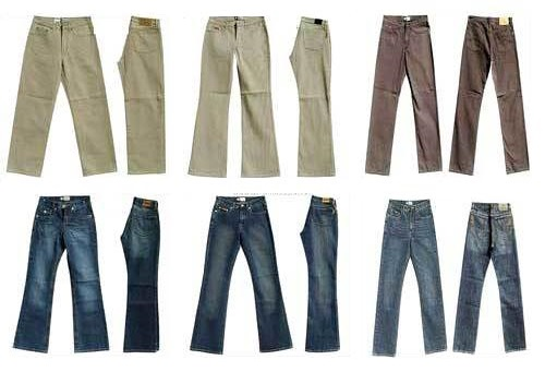 Designer Mens Stretch Jeans