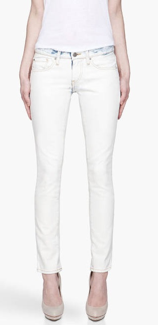 Pair Of White Jeans: An Essential Part Of Every Wardrobe ...