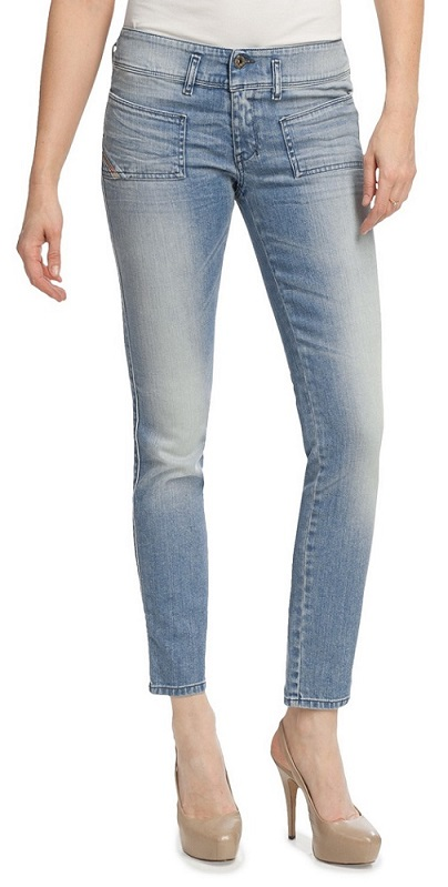 Diesel Skinny Jeans For Women
