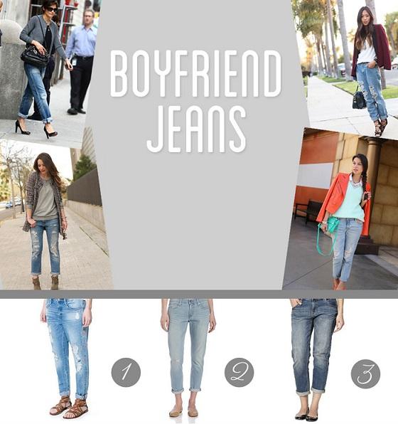 Discover Boyfriend Jeans