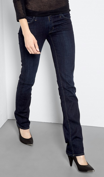 Discover Womens Straight Leg Jeans