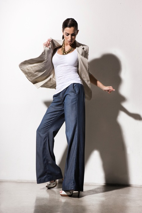 Discover the Beauty of Wide Leg Jeans