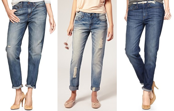 Find The Best Boyfriend Jeans