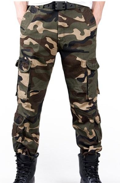 Get Cheap Skinny Cargo Pants