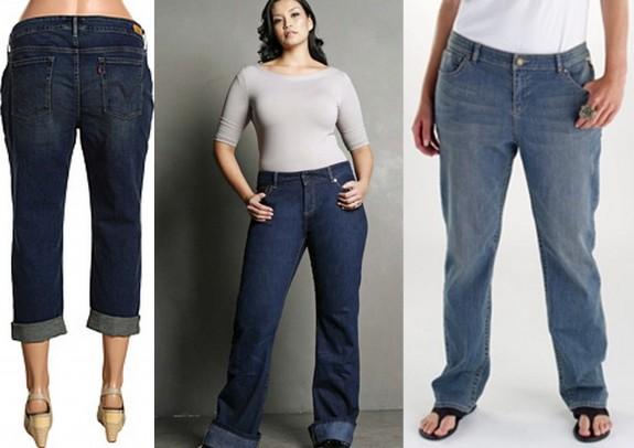 Get a Plus Size Boyfriend Jeans