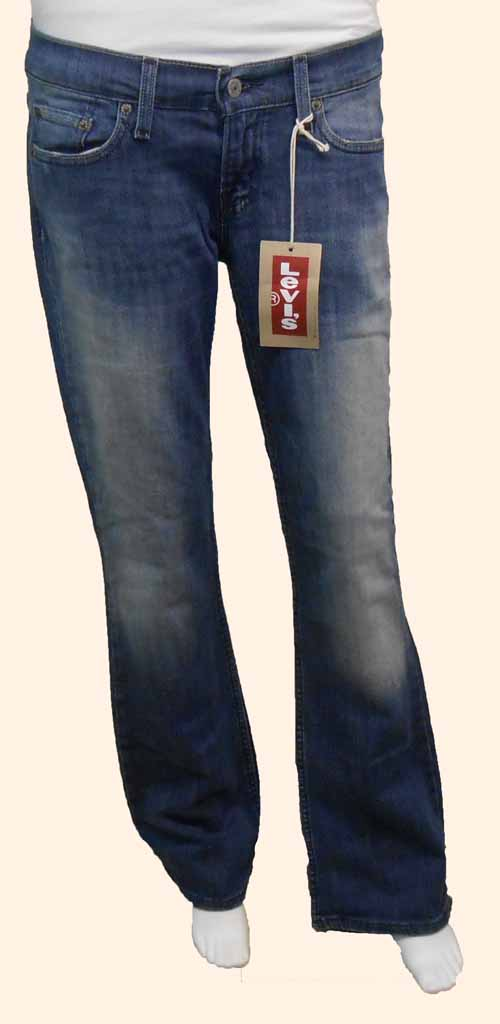 Levis Stretch Denim Jeans