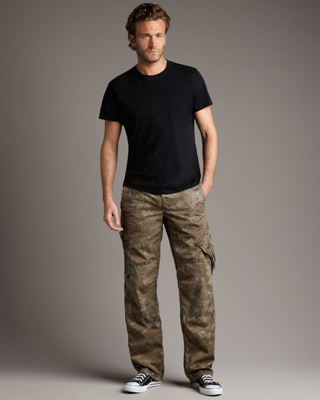 Popular Camouflage Cargo Pants For Men