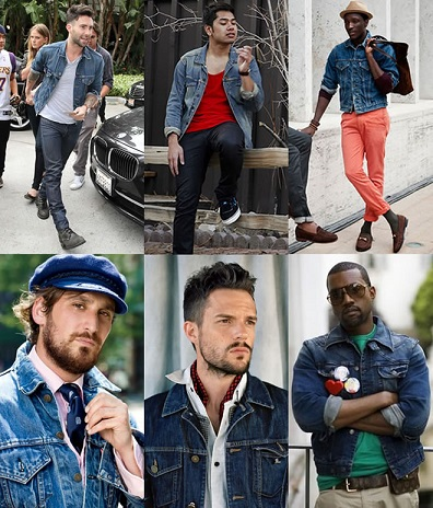 Popular Jeans Jacket For Men