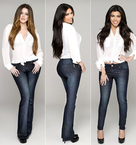 Straigh Petite Skinny Jeans