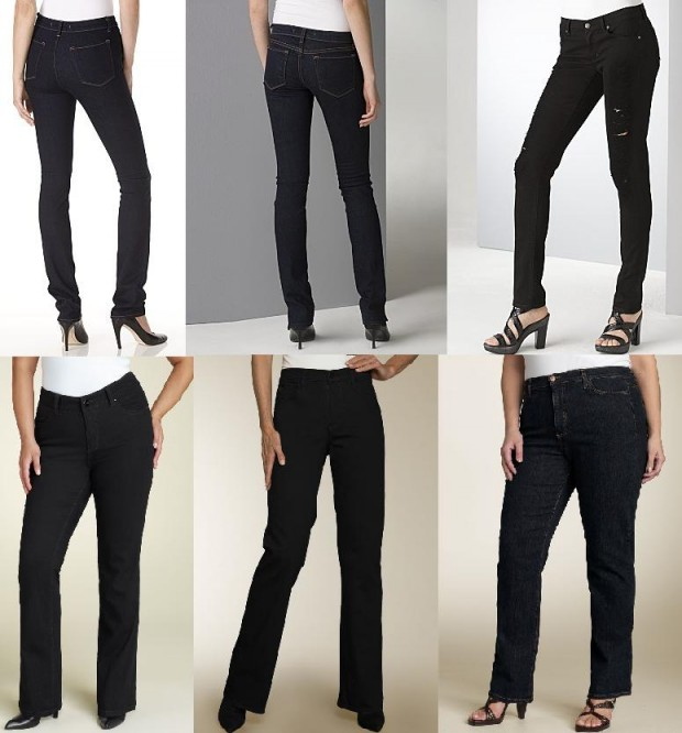 Stylish Black Skinny Jeans