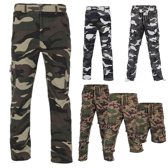Top Qualiuty Camouflage Skinny Jeans For Men