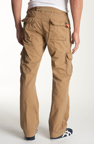 Trendy Military Cargo Pants For Men