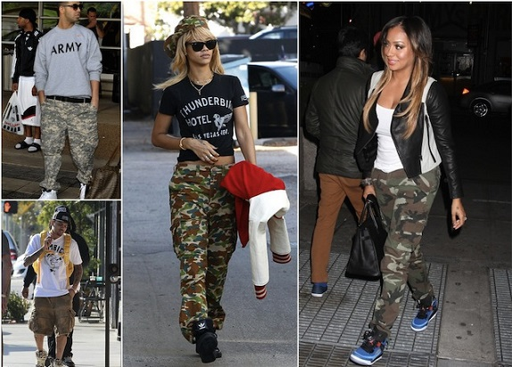 Trendy and Popular Camo Pants